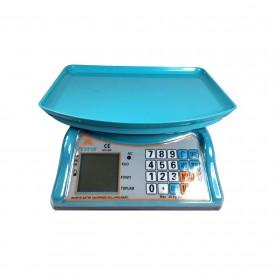 Taha Taşınabilir Elektronik Market Terazisi 40 kg Dijital Pazarcı Kantarı