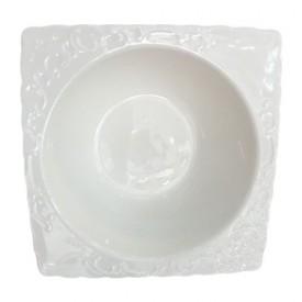 Cooker Porselen 6'lı Köşeli Çorba Kasesi CKR-2508